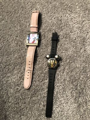 Mother's Day:Disney Mickey Mouse watch for Sale in Fairfax, VA