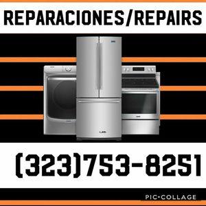 Refrigeradores Lavadoras Secadoras Estufas for Sale in Los Angeles, CA