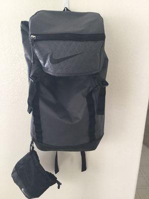 BRAND NEW Nike Vapor Speed Backpack 2.0 Bag Gray Soccer/ Football/Baseball/Hiking/ Fitness Gym Bag 5540-021 for Sale in North Las Vegas, NV