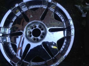 "20s 20 inch rims wheels 20"" for Sale in Alexandria, VA"