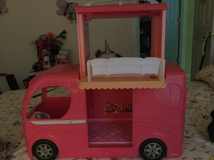 Barbie Pop-up Camper for Sale in Richmond, VA