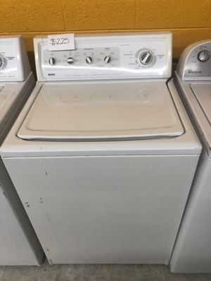 Kenmore top load washer in perfect condition for Sale in West Laurel, MD