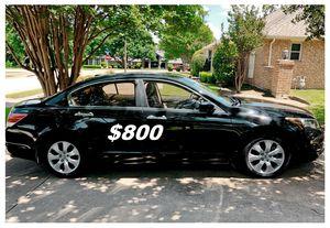 $8OO🔥 Very nice 🔥 2OO9 Honda accord sedan Run and drive very smooth clean title!!!! for Sale in Kansas City, MO