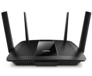 Linksys AC2600 4 x 4 MU-MIMO Dual-Band Gigabit Router with USB 3.0 and eSATA (EA8500) for Sale in Des Moines, IA