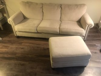 """90"""" Pull-out Couch + Ottoman for Sale in Atlanta,  GA"""