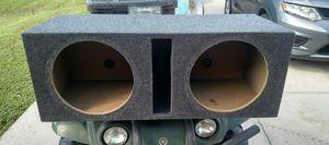 """Dual 12"""" vented sub enclosure for Sale in Lehigh Acres, FL"""