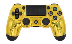 NEW Gold Chrome Ps4 Controller for Sale in Quincy, IL