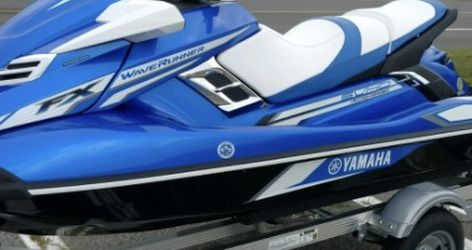 2017 Yamaha SVHO Supercharged for Sale in North Andover,  MA