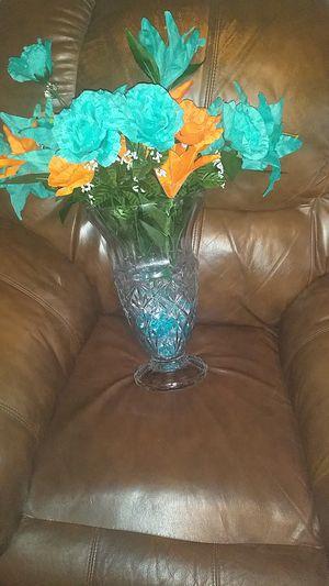 Flowers vase for Sale in Irving, TX