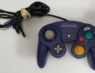 Nintendo GameCube Indigo Controller for Sale in Davenport,  FL