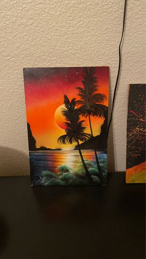 Paradise painting for Sale in Hollister, CA