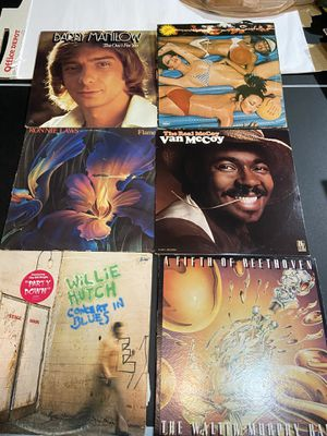 Soul funk record lot for Sale in Fuquay-Varina, NC