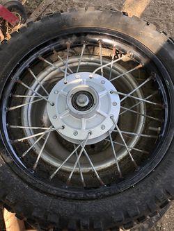 Dirt bike Wheel for Sale in Eastvale,  CA