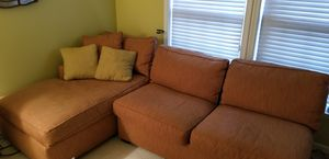 COUCH AND CHAISE COMBO for Sale in Sterling, VA