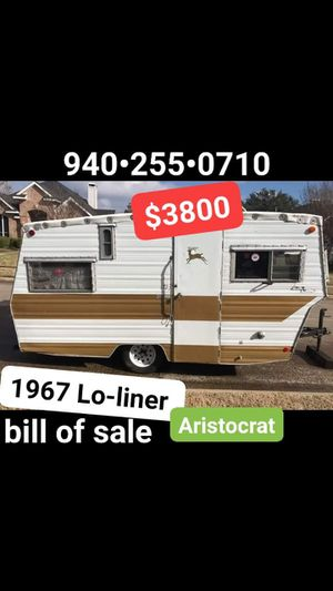 1967 Lo liner Aristocrat for Sale in Fort Worth, TX