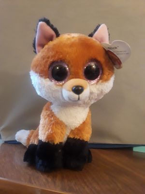 Fox Beanie Boo plushie for Sale in Springfield, OR