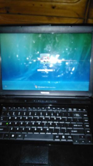 Toshiba laptop for Sale in Gibsonton, FL