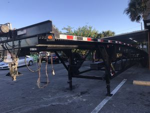 2017 3-4 CAR WEDGE TRAILER for Sale in Kissimmee, FL