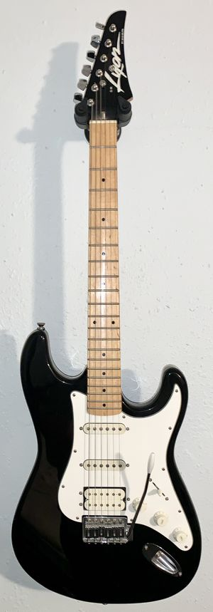 Lyon by Washburn Strat Style Electric Guitar w/ Soft Case for Sale in Everett, WA