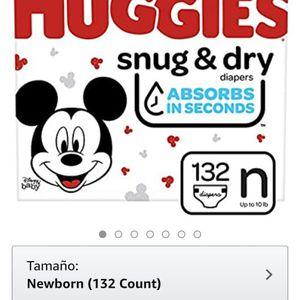 Diapers N $25 for Sale in Los Angeles, CA