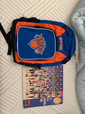 New york Knicks backpack for Sale in Irvine, CA
