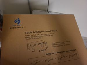 HEIGHT ADJUSTABLE SMART STAND for Sale in Moreno Valley, CA