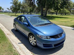 2009 Honda Civic Lx Low org. Miles : 116,xxx 2nd Owner Carfax Automatic Smog Done 4 Cyl gas saver No problems 2D GREAT ECONOMIC TRANSPORTATION N for Sale in Huntington Beach, CA