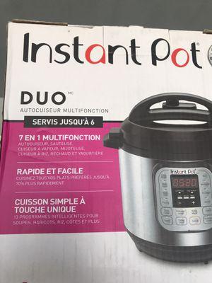 Instant pot !! for Sale in Socorro, TX