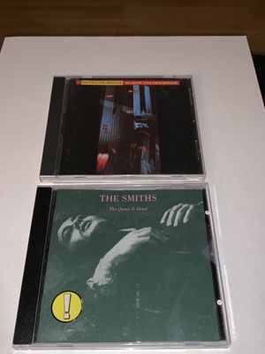 "The Smiths ""The Queen Is Dead"" 1986 / Depeche Mode ""Black Celebration"" 1986 for Sale in Orange, CA"