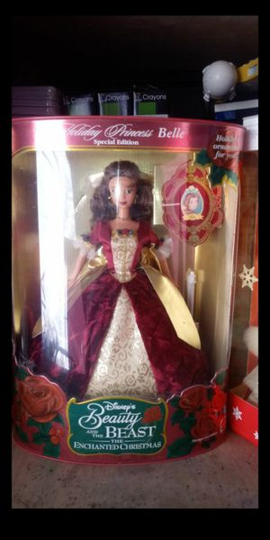 Beauty and the Beast Barbie Doll for Sale in Los Angeles, CA