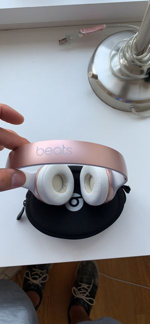 Beats Solo Wireless (rose gold) for Sale in NJ, US