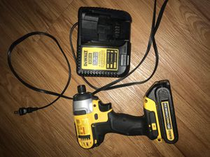 DeWalt impact drill for Sale in Brooks, OR