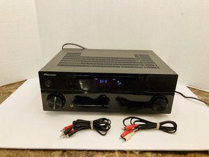 Pioneer VSX-520-K 240 Watt 5.1 Home Theater Surround Sound Receiver Glossy Black for Sale in Spring Hill, FL