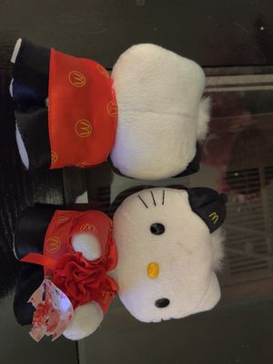 Hello Kitty Collectable Dolls( 2002 McDonalds Happy Meal In China) for Sale in Elk Grove, CA