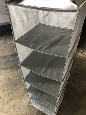 Closet organizer-2 for Sale in Bellevue, WA