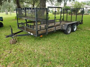 6'x16' Utility/Lawn Trailer for Sale in Dover, FL