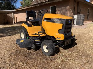 Cub Cadet riding lawn mower for Sale in Gilbert, AZ