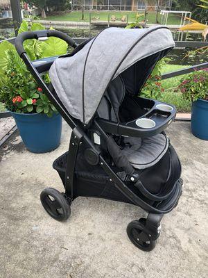 Reversible Graco Modes Stroller - Gray Melange for Sale in West Palm Beach, FL