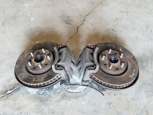 Used JDM Toyota Supra 2JZ-GTE VVT-i Front Calipers, Hubs, Knuckles & Rotors for Sale in Denver, CO