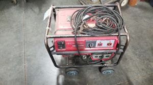 Honda generator/welder 4kw for Sale in Mukilteo, WA