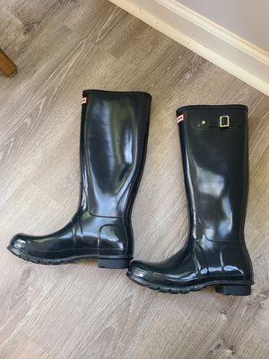 Hunter Tall Rain Boots for Sale in Gloucester, VA