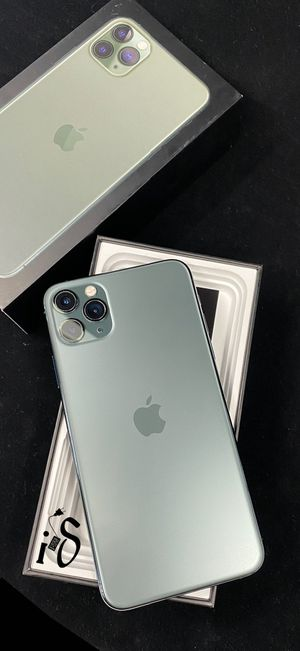  iPhone 11 Pro Max 64gb Unlocked for Sale in Scottsdale, AZ
