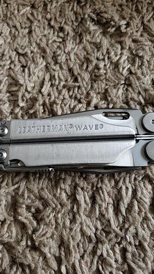 Leatherman Wave for Sale in Albuquerque, NM