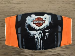 Face mask,cubre bocas,Harley Davidson ,motorcycle,tools,sturgis,motorcycle parts,garage,man cave,Chicago flag,auto parts,Harley,cleaning supplies for Sale in Hickory Hills, IL