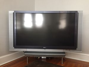 Sony WEGA 60 inch LCD TV - KDF60XS955 for Sale in Philadelphia, PA
