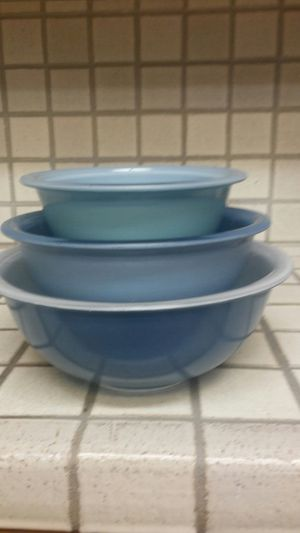 Vintage Pyrex Nesting Bowls for Sale in Stockton, CA