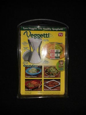 Veggetti Pasta Maker for Sale in Rutledge, PA