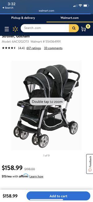 Double Stroller Graco for Sale in Cincinnati, OH
