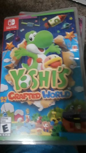 Yoshi Crafted World for Sale in Fullerton, CA
