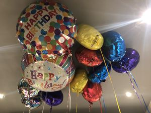 Birthday Balloons! for Sale in Washington, DC